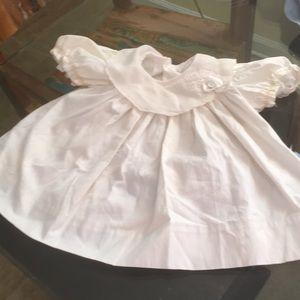 Peaches n Cream vintage baby dress 6-9 months